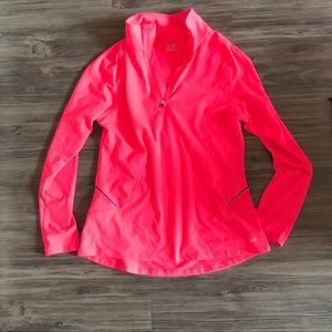 Champion Hot Pink Zip up Pullover